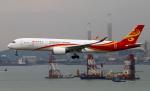 Asamaさんが、香港国際空港で撮影した香港航空 A350-941XWBの航空フォト(写真)