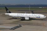えぬえむさんが、羽田空港で撮影した全日空 777-281の航空フォト(写真)