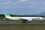 funi9280さんが、新千歳空港で撮影したAIR DO 767-33A/ERの航空フォト(写真)