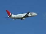 garrettさんが、那覇空港で撮影したJALエクスプレス 737-446の航空フォト(写真)