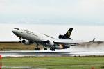KIXBASE kazuさんが、関西国際空港で撮影したUPS航空 MD-11Fの航空フォト(写真)