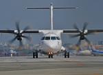 がいなやつさんが、福岡空港で撮影した日本エアコミューター ATR-42-600の航空フォト(写真)