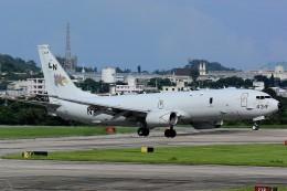 HISAHIさんが、嘉手納飛行場で撮影したアメリカ海軍 P-8A (737-8FV)の航空フォト(写真)