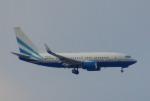 KAZKAZさんが、マッカラン国際空港で撮影したラスベガス サンズ 737-7BC BBJの航空フォト(写真)