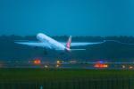 Cygnus00さんが、新千歳空港で撮影したチャイナエアライン A330-302の航空フォト(写真)
