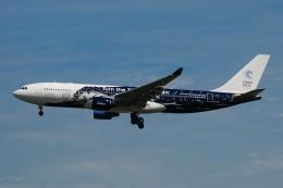 ぼんやりしまちゃんさんが、スワンナプーム国際空港で撮影したハイフライ航空 A330-223の航空フォト(写真)