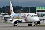 Dojalanaさんが、函館空港で撮影したジェイ・エア ERJ-190-100(ERJ-190STD)の航空フォト(写真)