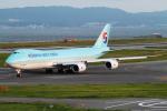 Hide.Oさんが、関西国際空港で撮影した大韓航空 747-8B5F/SCDの航空フォト(写真)