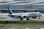 planetさんが、スワンナプーム国際空港で撮影したクウェート航空 777-369/ERの航空フォト(写真)
