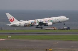 ☆ライダーさんが、羽田空港で撮影した日本航空 767-346/ERの航空フォト(飛行機 写真・画像)