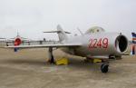ちゃぽんさんが、珠海金湾空港で撮影した中国人民解放軍 空軍 MiG-15bisの航空フォト(写真)