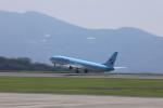 Sugikiyoさんが、岡山空港で撮影した大韓航空 737-9B5の航空フォト(写真)