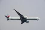 レドームさんが、羽田空港で撮影したエア・カナダ 777-333/ERの航空フォト(写真)