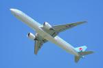 ちゃぽんさんが、成田国際空港で撮影した大韓航空 777-3B5/ERの航空フォト(写真)