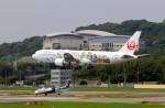 ansett747さんが、福岡空港で撮影した日本航空 767-346/ERの航空フォト(写真)