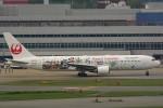HISAHIさんが、福岡空港で撮影した日本航空 767-346/ERの航空フォト(写真)