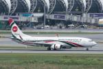 planetさんが、スワンナプーム国際空港で撮影したビーマン・バングラデシュ航空 737-8E9の航空フォト(写真)