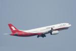 eagletさんが、羽田空港で撮影した上海航空 A330-343Xの航空フォト(写真)