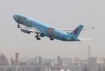 mahiちゃんさんが、羽田空港で撮影した中国東方航空 A330-343Xの航空フォト(写真)