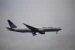 kikiさんが、成田国際空港で撮影したユナイテッド航空 777-222/ERの航空フォト(写真)