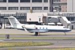 kouki@ITMbaseさんが、伊丹空港で撮影した航空自衛隊 U-4 Gulfstream IV (G-IV-MPA)の航空フォト(写真)