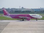 OM Aviation Imagesさんが、松山空港で撮影したピーチ A320-214の航空フォト(写真)
