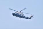 ヘリオスさんが、東京ヘリポートで撮影した朝日航洋 S-76Cの航空フォト(写真)