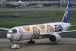 TAKA-Kさんが、羽田空港で撮影した全日空 777-381/ERの航空フォト(写真)