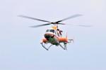 ヘリオスさんが、東京ヘリポートで撮影した朝日航洋 430の航空フォト(写真)