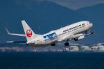 ☆shinさんが、中部国際空港で撮影した日本トランスオーシャン航空 737-800の航空フォト(写真)