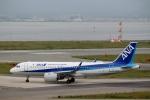 ハピネスさんが、関西国際空港で撮影した全日空 A320-271Nの航空フォト(写真)