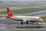 こだしさんが、関西国際空港で撮影した天津航空 A320-232の航空フォト(写真)