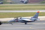 さかなやさんが、三沢飛行場で撮影した航空自衛隊 T-4の航空フォト(写真)