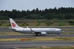 エルさんが、成田国際空港で撮影した中国国際航空 737-89Lの航空フォト(写真)