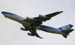 taikirikioさんが、成田国際空港で撮影した日本貨物航空 747-4KZF/SCDの航空フォト(写真)