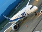 けんA380さんが、高松空港で撮影した全日空 787-8 Dreamlinerの航空フォト(写真)