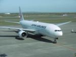 flyingmasさんが、新千歳空港で撮影した日本航空 777-289の航空フォト(写真)