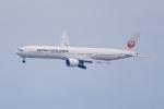 気分屋さんが、羽田空港で撮影した日本航空 777-346/ERの航空フォト(飛行機 写真・画像)