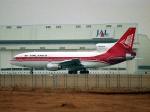 エルさんが、成田国際空港で撮影したエアランカ Lockheedの航空フォト(写真)