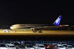 syuさんが、岡山空港で撮影した全日空 777-281の航空フォト(写真)