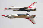 Tomo-Papaさんが、千歳基地で撮影したアメリカ空軍 F-16CM-52-CF Fighting Falconの航空フォト(写真)