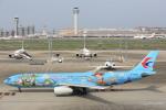 安芸あすかさんが、羽田空港で撮影した中国東方航空 A330-343Xの航空フォト(写真)