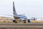 mameshibaさんが、羽田空港で撮影したケイマン諸島企業所有 737-7JW BBJの航空フォト(写真)