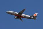 きんめいさんが、関西国際空港で撮影したジェットスター・ジャパン A320-232の航空フォト(写真)