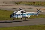 きんめいさんが、関西国際空港で撮影した海上保安庁 EC225LP Super Puma Mk2+の航空フォト(写真)