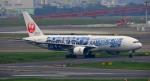 kamerajiijiさんが、羽田空港で撮影した日本航空 777-289の航空フォト(写真)