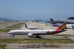 kikiさんが、関西国際空港で撮影したアシアナ航空 A330-323Xの航空フォト(写真)