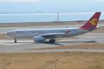 amagoさんが、関西国際空港で撮影した天津航空 A330-243の航空フォト(写真)