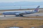 amagoさんが、関西国際空港で撮影したチャイナエアライン A350-941XWBの航空フォト(写真)