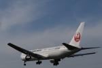 まさポンさんが、伊丹空港で撮影した日本航空 767-346/ERの航空フォト(写真)